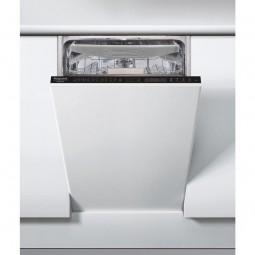 Hotpoint HSIP4O21WFE, Integreeritav kodutehnika, Integreeritavad nõudepesumasinad, Täisintegreeritavad nõudepesumasinad 45 cm