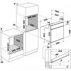 Whirlpool AKP786NB, Integreeritav kodutehnika, Integreeritavad ahjud, Elektrilised ahjud
