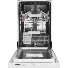 Hotpoint HSIC3T127C, Integreeritav kodutehnika, Integreeritavad nõudepesumasinad, Täisintegreeritavad nõudepesumasinad 45 cm